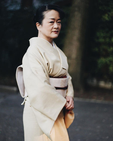 Serene People Only Women Beautiful People Women Kimono Cultures People Traditional Clothing Tokio Photography World Tokyo Japon Japan Travel