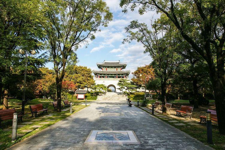 Park Autumn A700