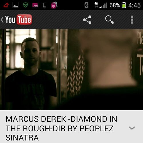 Just dropped a new video....go tune in dir by @peoplezsinatra Diamondintherough