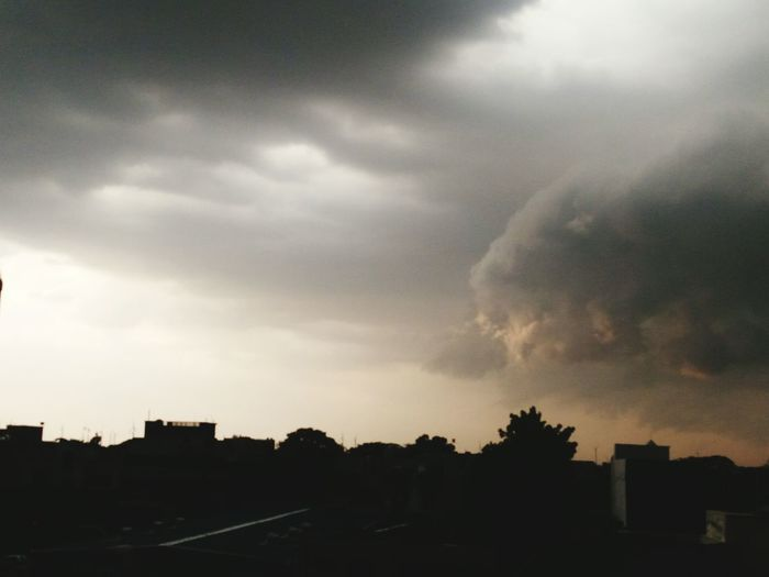 No People Sky Dramatic Sky Cloud - Sky Nature Storm Cloud Outdoors