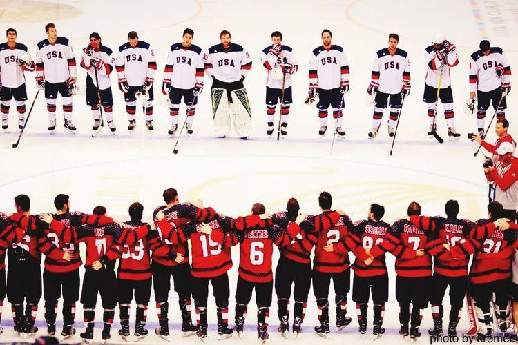 Israel Team USA Ice Hockey Team Canada