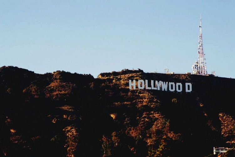 Hollywood California Photo