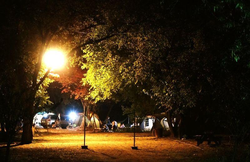 South Korea Camping Tents Ganwondo