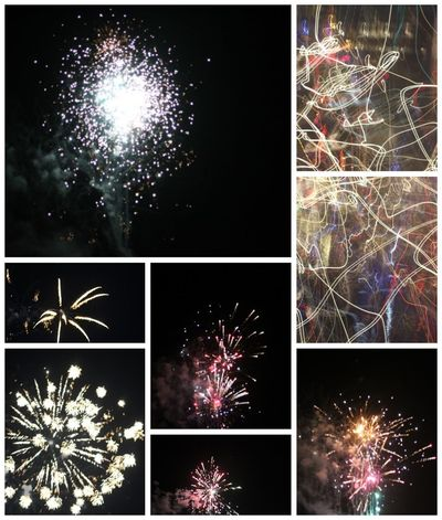 Night Celebration Star - Space Exploding Illuminated Sky Firework Display Celebration Event Firework - Man Made Object Tree Christmas No People Midnight Constellation Astronomy Outdoors