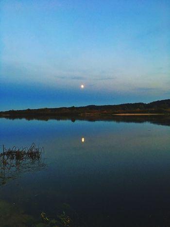 Moon Riverside Camping Goodnight Baltics2k16