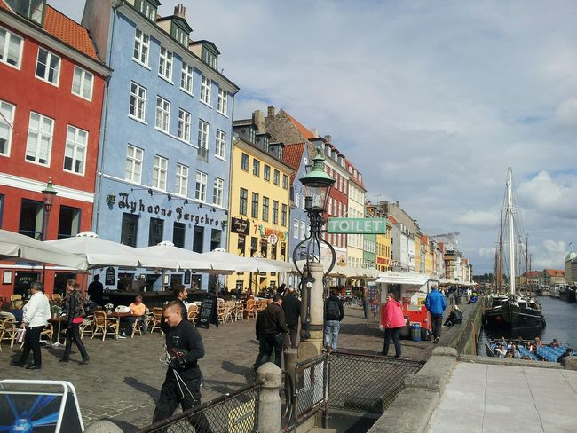 Kopenhagen Kobenhaven Sightseeing Spot Sightseeing Travel Photography CityWalk Cities Capitals  Danmark Old Houses Architecture_collection