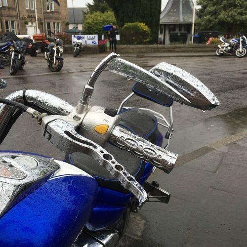 Motorcycles British Legion Bikes Colour Scotland