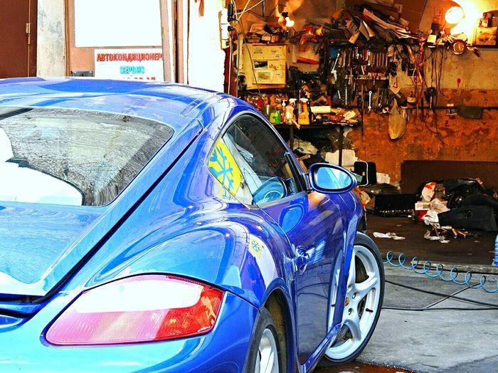 Great Master Porsche Showroom Repairs Magic Garage I Can Do Everything =))) Economy Adventure Club
