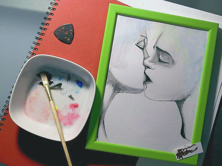 Drawing Painting Art Artist Drawmylife Love It Black And White ArtWork Artphoto Likes