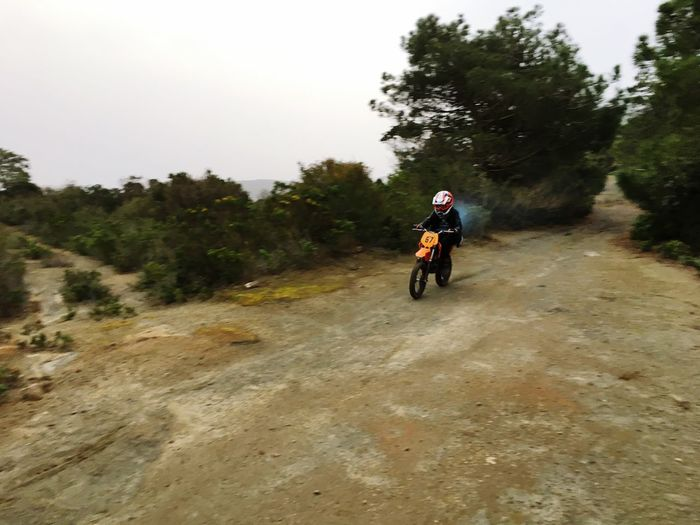 Motorbike One Person Adventure Outdoors Speed Pantelleria #my Son MontagnaGrande Passion For Bikes