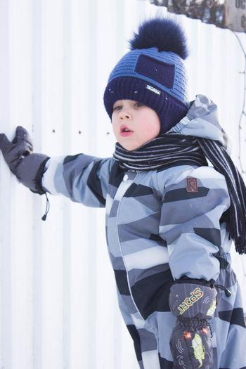Сын Cottage Day Favorite Frost Son Sunny Day Walk Winter