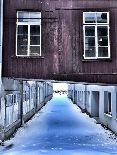 Snow Winter Cold Temperature Building Exterior Architecture Weather Built Structure Window Outdoors Day No People Nature