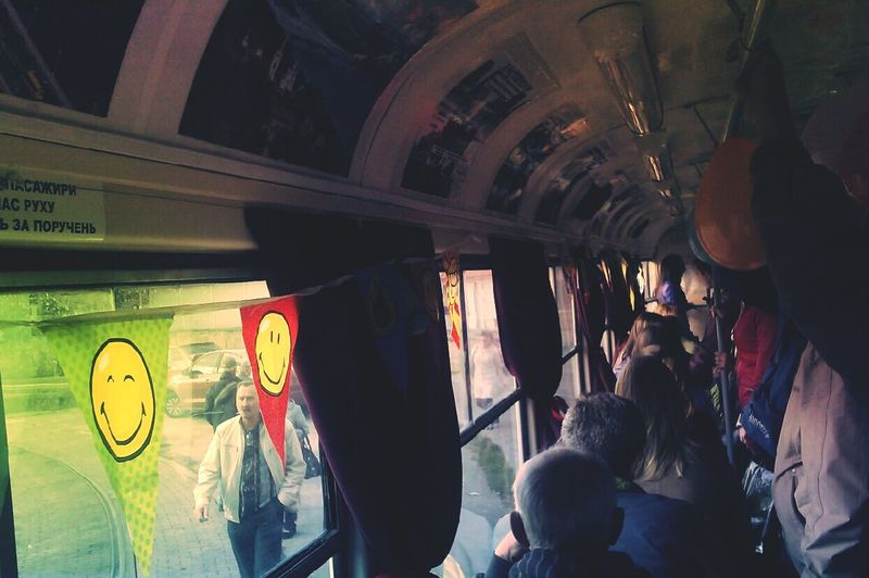 funny tram:)