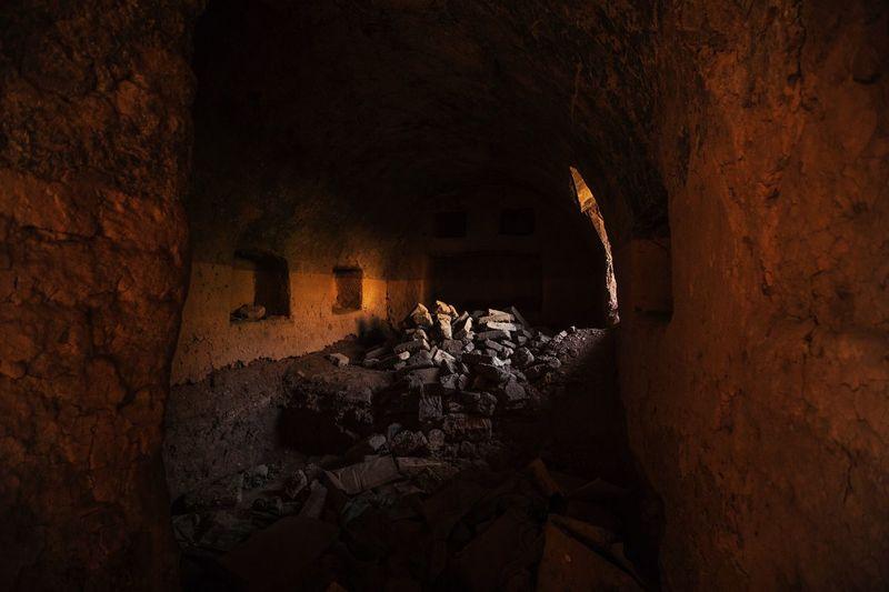 Indoors  Built Structure Architecture Arch Cave No People Illuminated Night Urumqi Xinjiang Of CHINA XinJiang XinjiangprovinceChina China