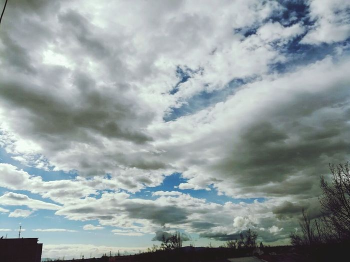 небо облака Cloud - Sky Sky Nature Outdoors No People Day Beauty In Nature Sunset Scenics Landscape Tree First Eyeem Photo