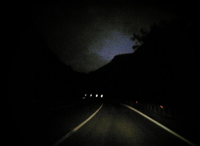 On the Road - Night Best Shot Smartphone Photos