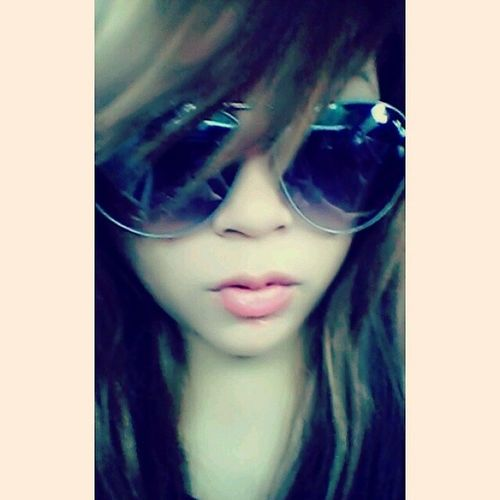 Morning friday... Morning Friday Onmyway Notsleep selfie glasses swag asiangirl doubletap like4like f4f