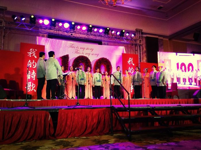 The UP Madrigal Singers