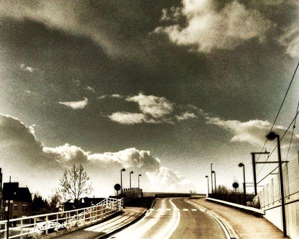 Sky Road. at Station Kortenberg Sky Road.