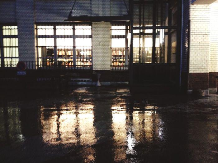 Rainy days On A