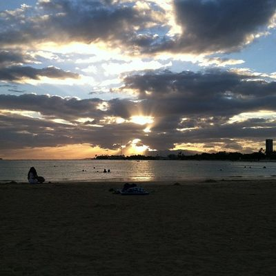 Iphonephotography Photo Photography Instahi oahu instahub pics hawaii sunset