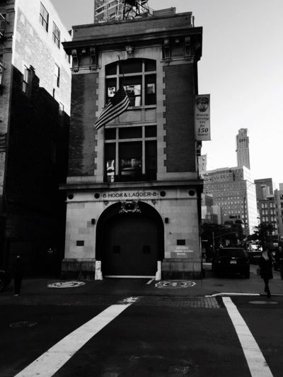 Ghostbusters Fire Station The Architect - 2017 EyeEm Awards