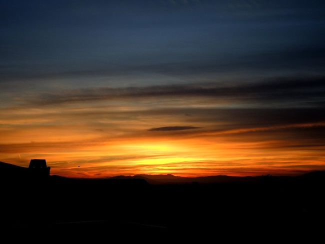 Cloudscape Dramatic Sky Dusk Sky Orange Sky Sunrise - Dawn Sunrise Silhouette Sunset Silhouettes Sunset And Clouds  Clouds And Sky Dramatic Skies Dusk Colours Dusk In The Country Sunrise And Clouds Sunset #sun #clouds #skylovers #sky #nature #beautifulinnature #naturalbeauty #photography #landscape