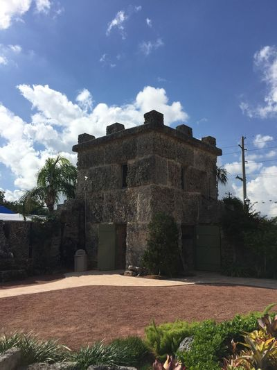 Coral Castle  Florida