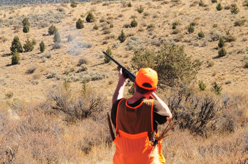 Gun Hunting Lifestyles Outdoors Real People