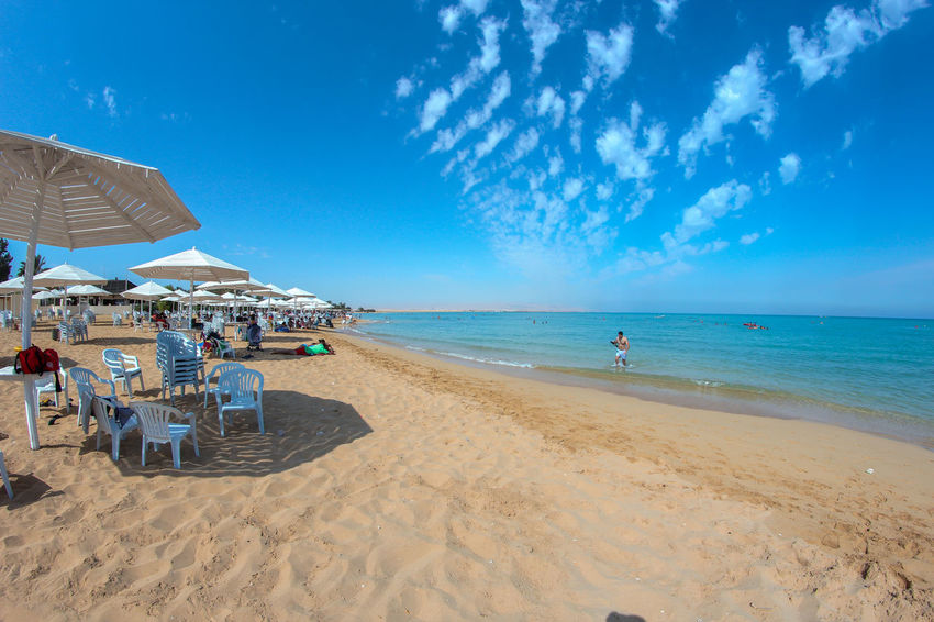 View from Ein El Sokhna Beach Egypt Relaxation.. Beach Beauty Beauty In Nature Blue Day Ein El Sokhna Horizon Over Water Nature Outdoors Real People Relaxation Time Sand Scenics Sea Sky Summer 2017 Tranquil Scene Tranquility Vacations Water