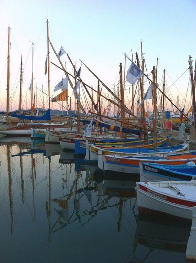 Le port de sanary Sanary Sur Mer France