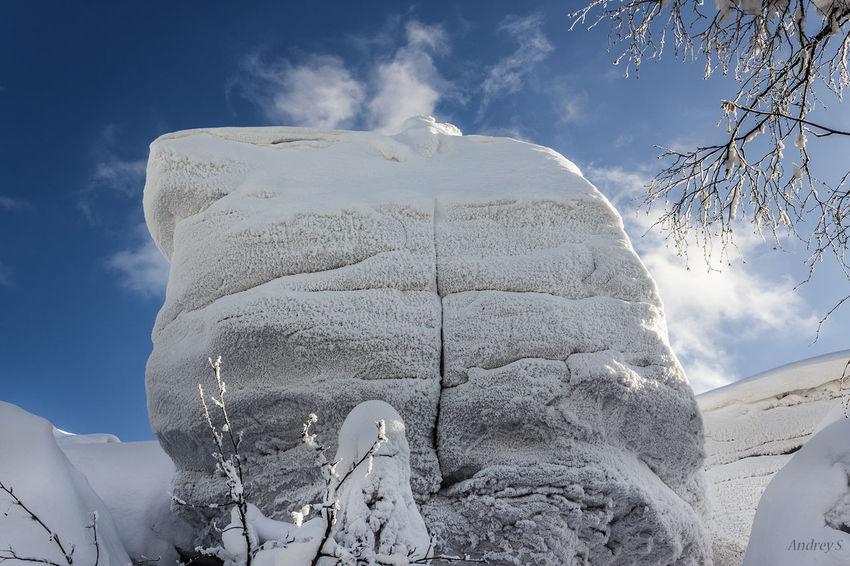 Каменный город Stone Snow ❄ Nature Landscape