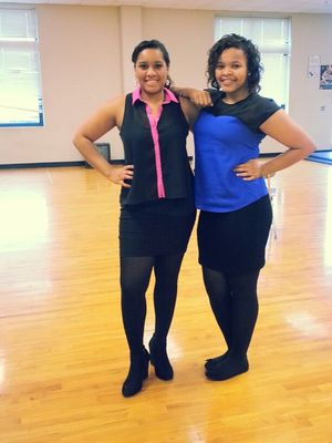 Taking Pictures In Dance !
