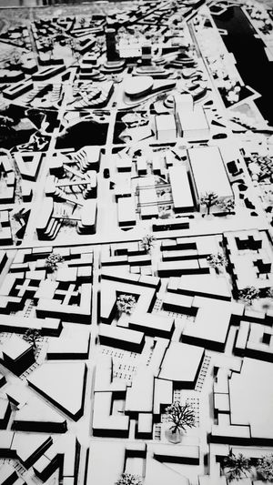 建筑,规划,剪影,模型,艺术