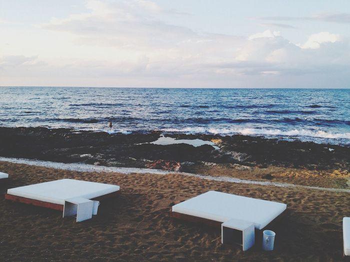 Summer Beach Puglia Italy