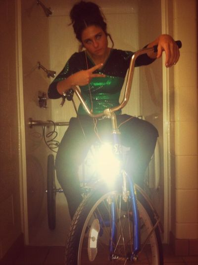 Shower Bike...?