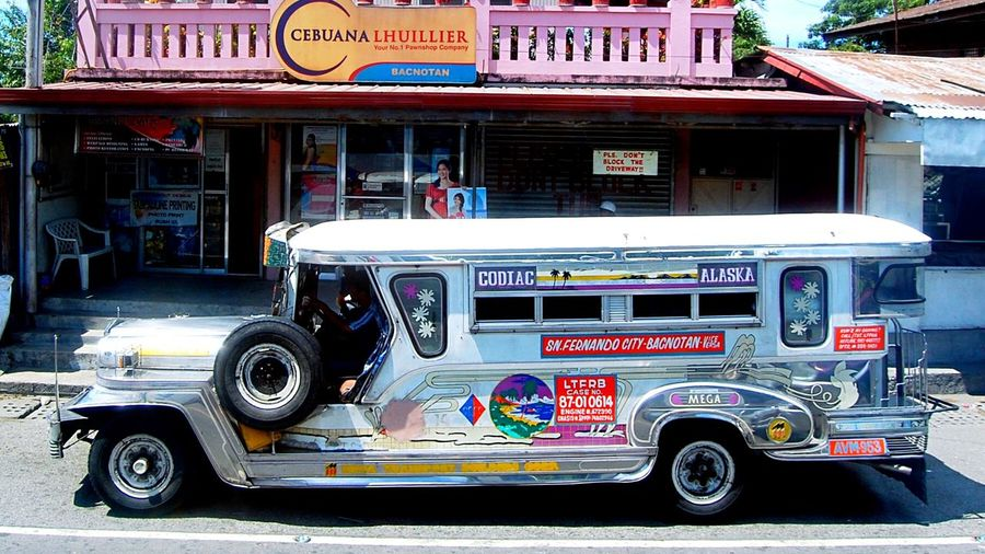 Jeepney Jeepney
