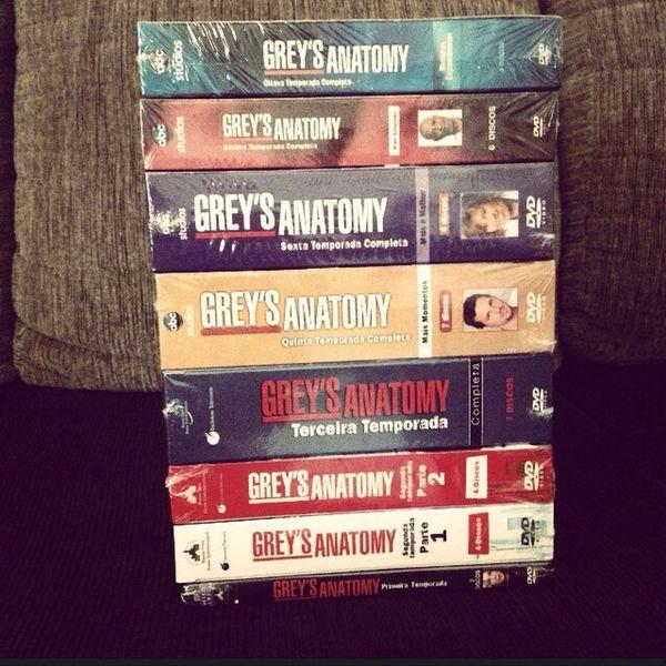 Grey's Anatomy Love