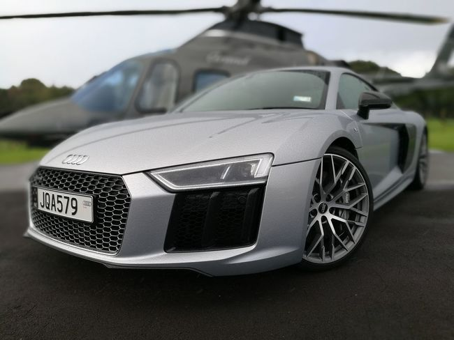 Lifestyles of the rich and famous. Audi R8 Cars Audisport
