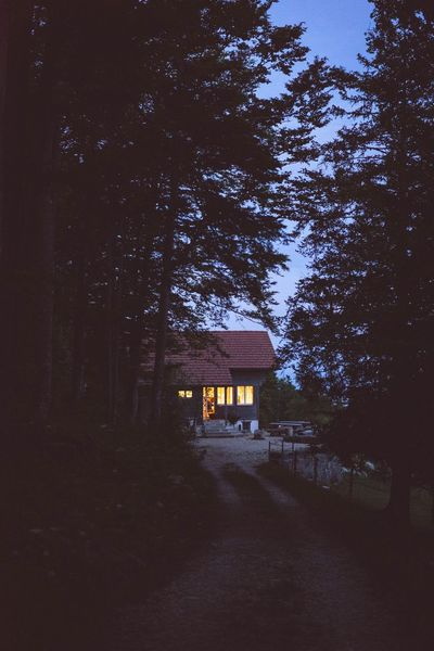 Night light. Night House Dark Newphotographer Photographer Switzerland Eyemphotography