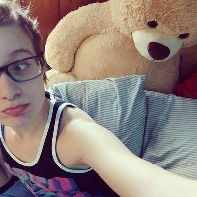 He's bummed because I'll be leaving him all alone for a week. Bummer. Bear Stuffedanimal Stuffie GiantBear Giantteddybear Cutie Selfie Cuties Bummed Bummer
