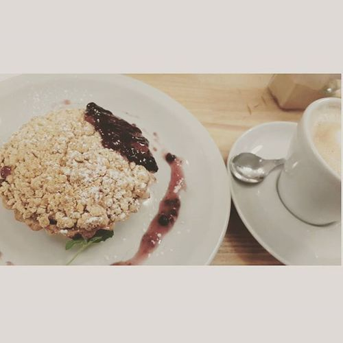 Entonces... merendamos Bruncheria Coffeetime Capuccino Street Food Worldwide