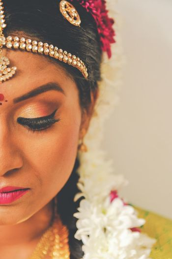 The Portraitist - 2017 EyeEm Awards Make-up Human Face Beautiful Woman Portrait Close-up Glamour Beauty EyeEm Best Shots BYOPaper! First Eyeem Photo Mauritius Indian Ocean Photography Mauritian Marriage  Tamil Indian Indian Culture