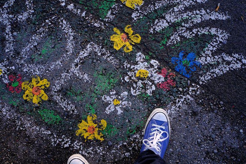 Chalk Chalk Art