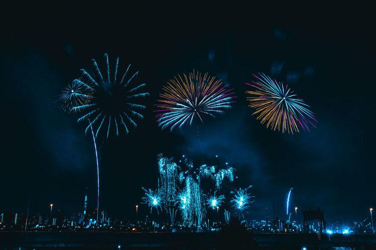 Fireworks 🎆🎇