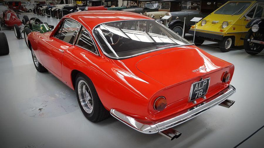 Car Red Ferrari Rare Car