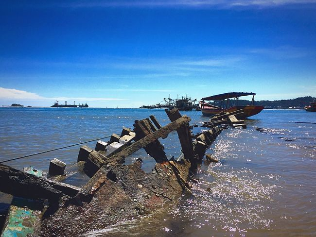 Beatuiful Beach Photography Nature Shiplife INDONESIA Beach #sun #nature #water #TagsForLikes.com #TagsForLikesApp #TFLers #ocean #lake #instagood #photooftheday #beautiful #sky #clouds #cloudporn #fun #pretty #sand #reflection #amazing #beauty #beautiful #shore #waterfoam #seashore #waves #wave by. ai.photography