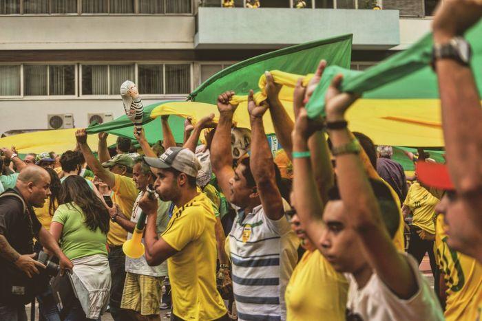 The force of the Brazilian people Taking Photos Streetphotography Eye4photography  EyeEmBestPics