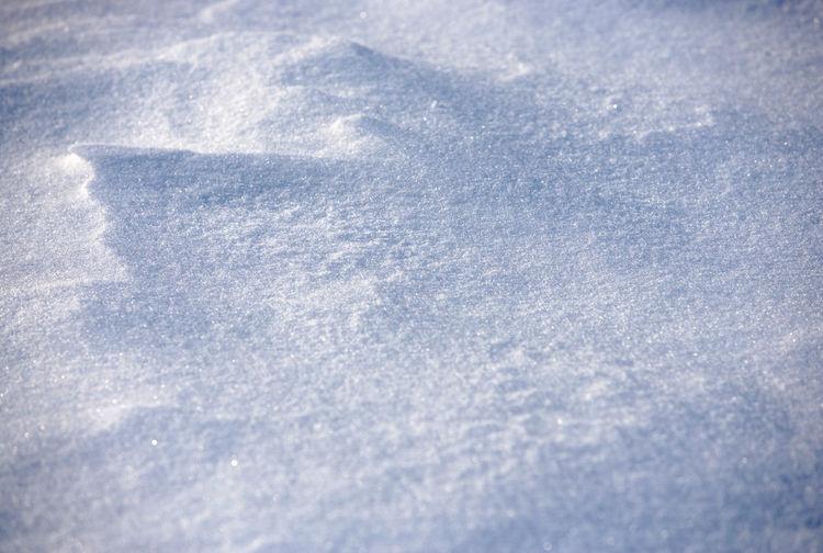 Full frame shot of ice