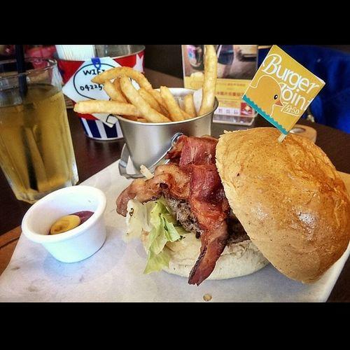 Burger time!!! Foodporn
